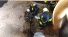 Brandeinsatz Hackschnitzelbunker 09.09.2017