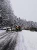 Straßenräumungen Wintereinbruch 2019